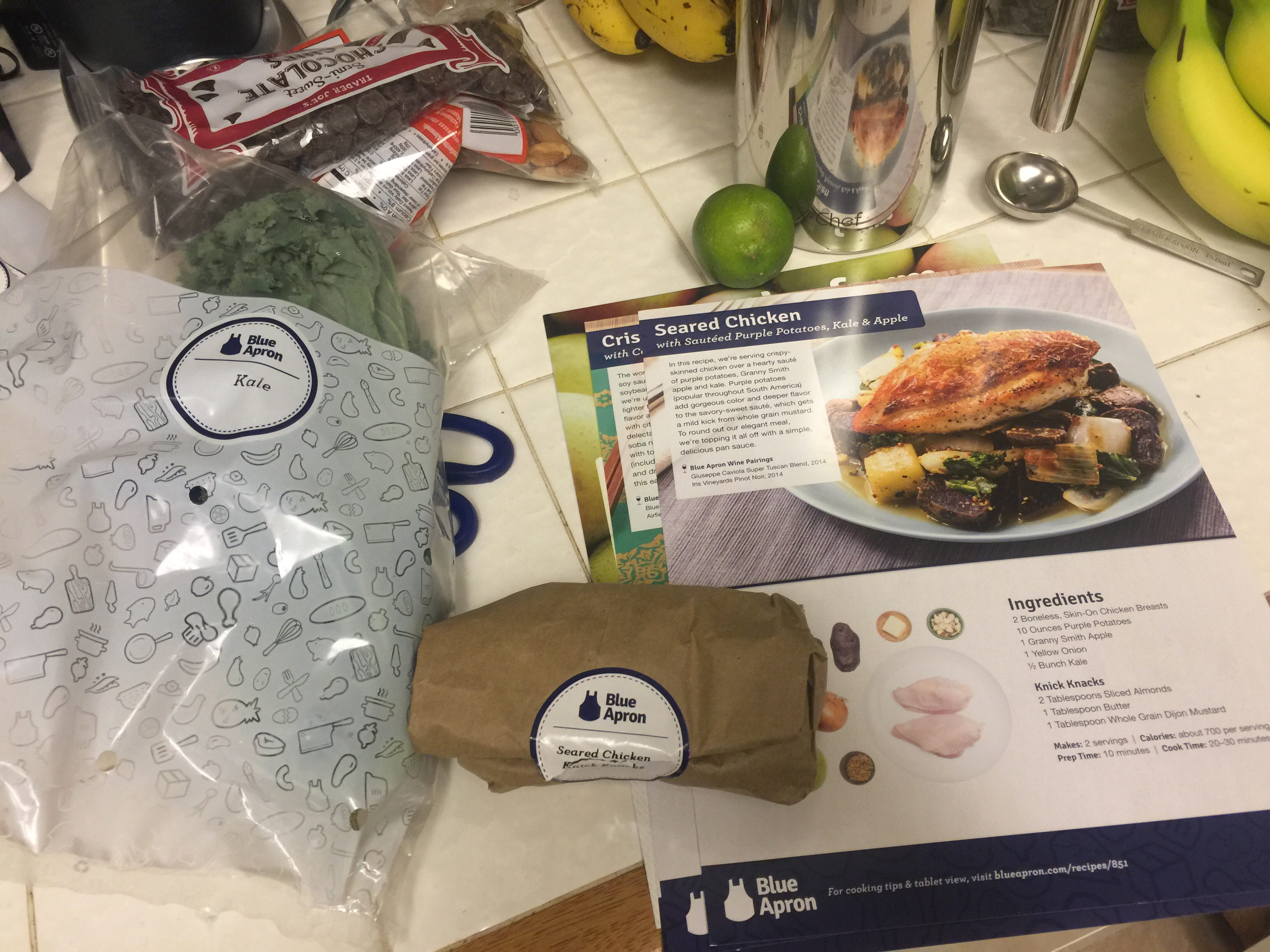 Blue apron drug test - From What I Ve Tasted So Far They Have But This Week Will Be The Real Test